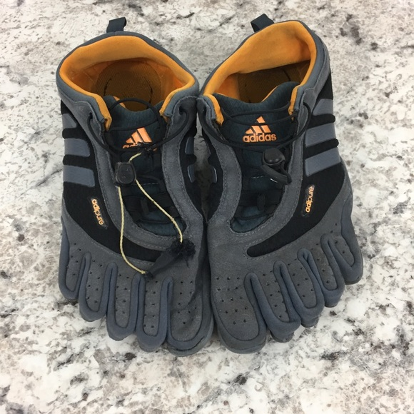 89aed7931bfda6 adidas Other - Adidas Ortholite Five Finger Shoes